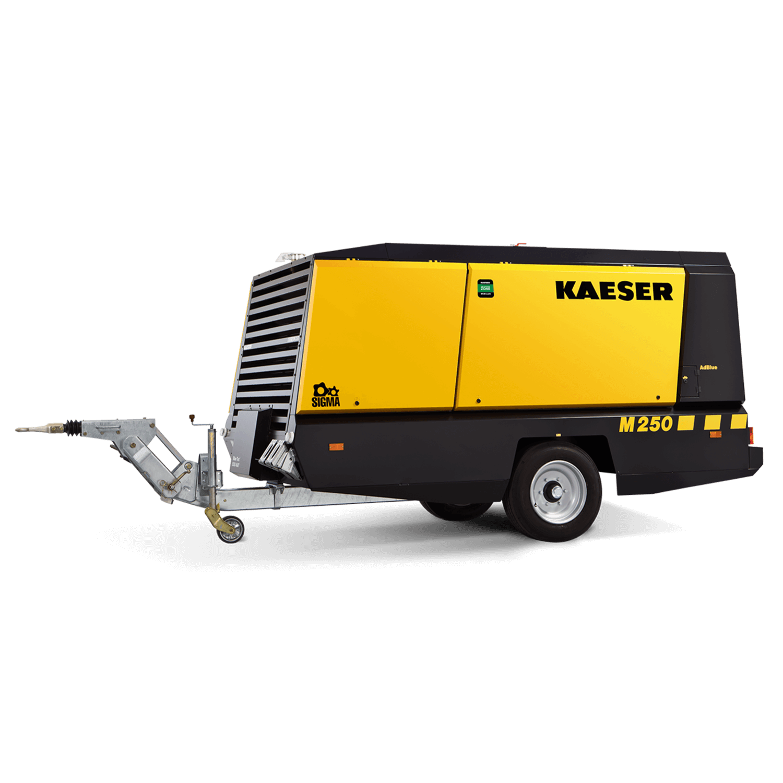 Compresoare mobile pentru construcții