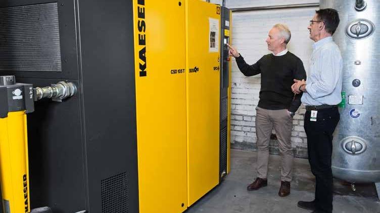 Энергосбережение в зависимости от размера станции сжатого воздуха
