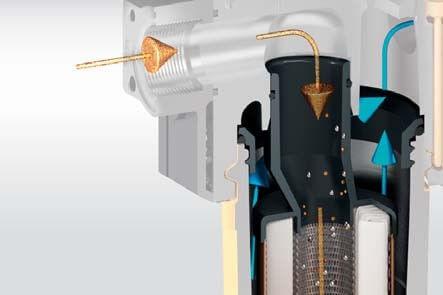 filtre compresor de aer comprimat
