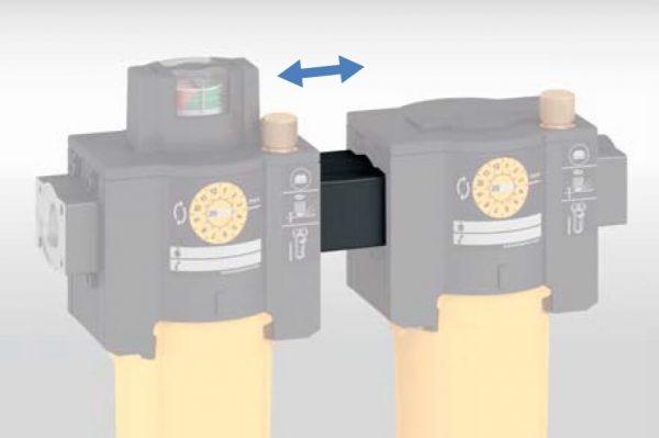 filtrare aer comprimat