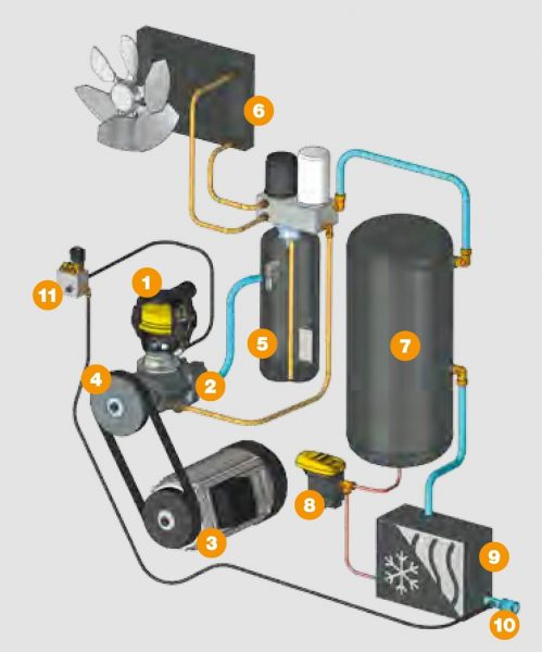 Componentele sistemelor SXC