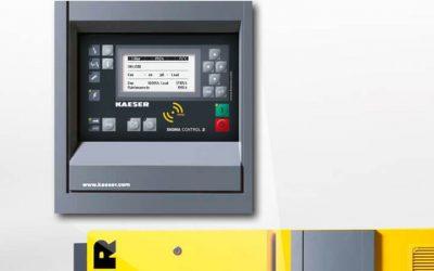 Controlerul intern al compresorului – Sigma Control 2